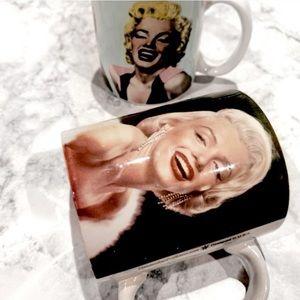 Vintage Marilyn Monroe Clay Art Mugs Bundle